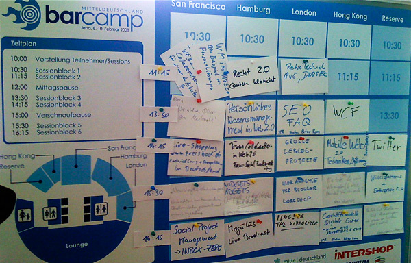 Barcamp Mitteldeutschland